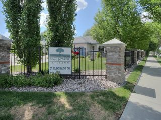 Photo 37: 409 51 Eldorado Drive: St. Albert Condo for sale : MLS®# E4228035