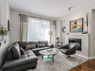 Photo 3: # 1 1125 KENSAL PL in Coquitlam: New Horizons Townhouse for sale : MLS®# V1130701
