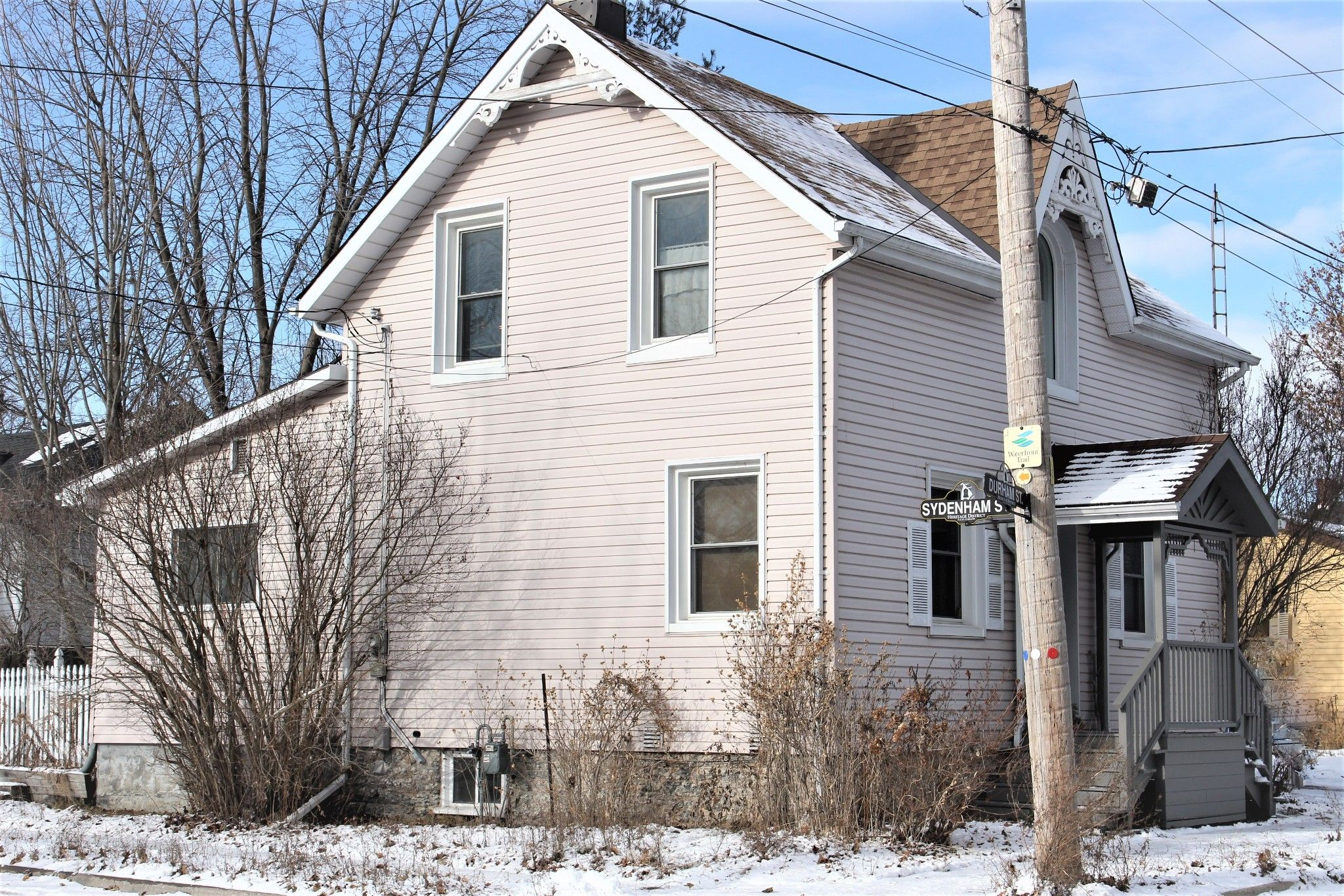 Main Photo: 155 Durham Street in Cobourg: House for sale : MLS®# 238065