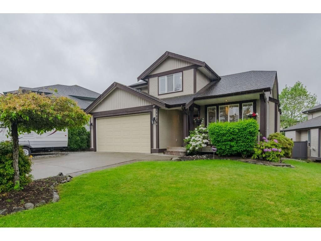 """Main Photo: 18276 69 Avenue in Surrey: Cloverdale BC House for sale in """"Cloverwoods"""" (Cloverdale)  : MLS®# R2369738"""