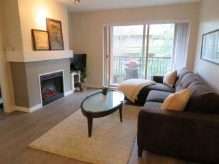 """Photo 2: 201 200 KLAHANIE Drive in Port Moody: Port Moody Centre Condo for sale in """"SALAL"""" : MLS®# R2222800"""