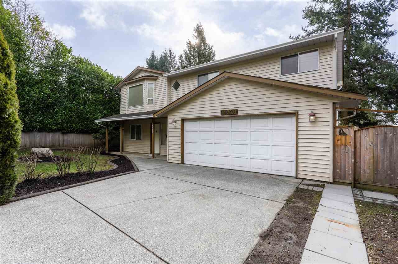 Main Photo: 14320 NORTH BLUFF Road: White Rock House for sale (South Surrey White Rock)  : MLS®# R2440472