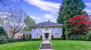Photo 1: 6061 CHURCHILL Street in Vancouver: South Granville House for sale (Vancouver West)  : MLS®# R2570486