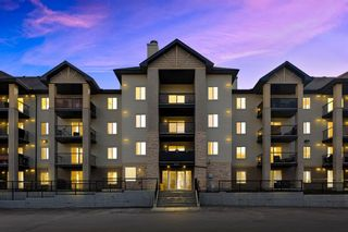 Photo 1: 7410 304 Mackenzie Way SW: Airdrie Apartment for sale : MLS®# A1149163