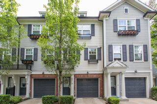 """Photo 1: 23 2495 DAVIES Avenue in Port Coquitlam: Central Pt Coquitlam Townhouse for sale in """"The Arbour"""" : MLS®# R2608413"""