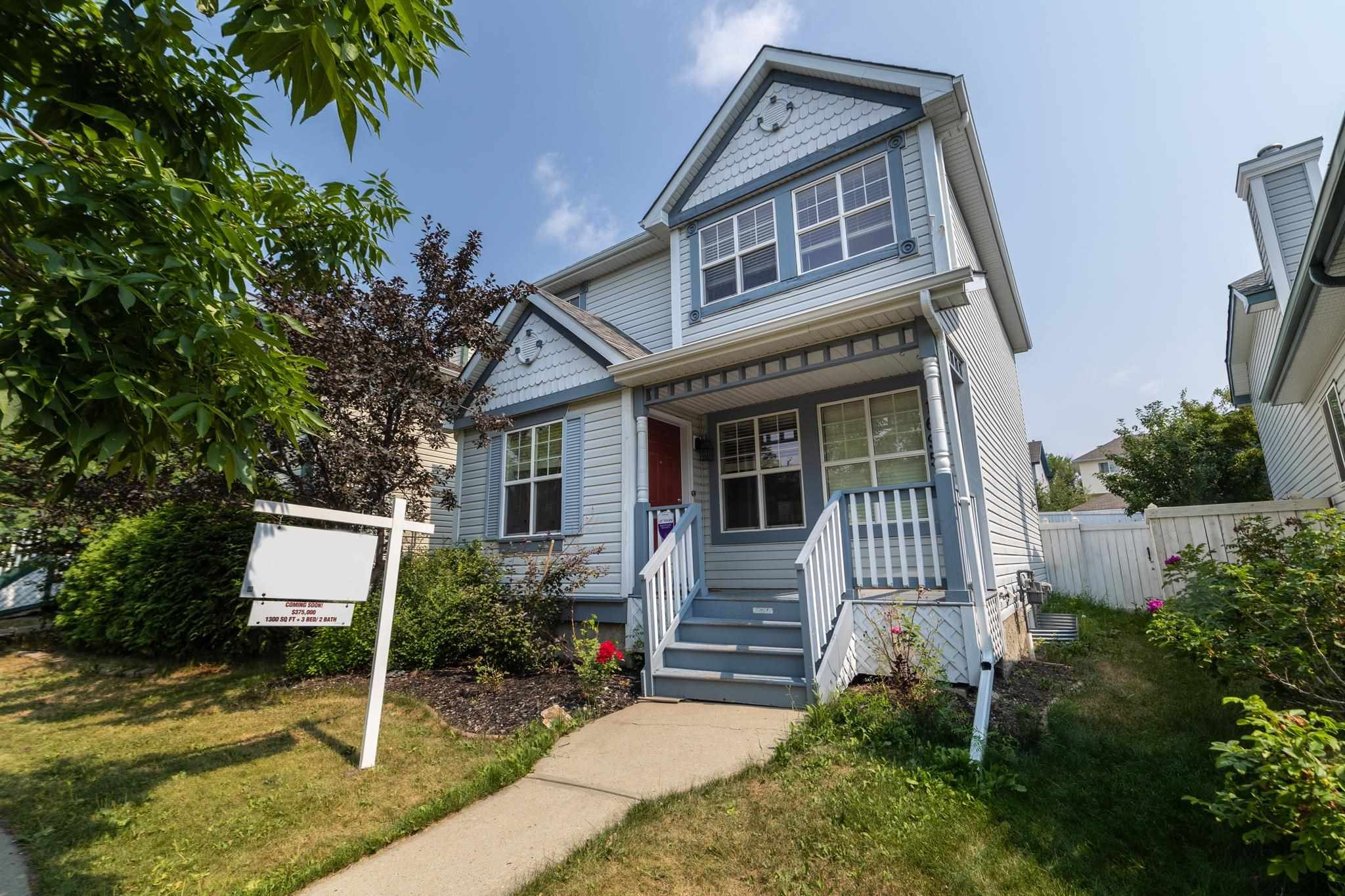 Main Photo: 1695 TOMPKINS Place in Edmonton: Zone 14 House for sale : MLS®# E4257954