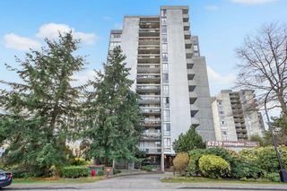 "Main Photo: 706 6759 WILLINGDON Avenue in Burnaby: Metrotown Condo for sale in ""Balmoral on the Park"" (Burnaby South)  : MLS®# R2563993"