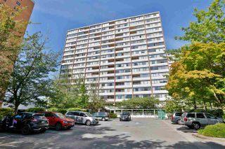 "Photo 1: 1608 6631 MINORU Boulevard in Richmond: Brighouse Condo for sale in ""Regency Park Towers"" : MLS®# R2481493"