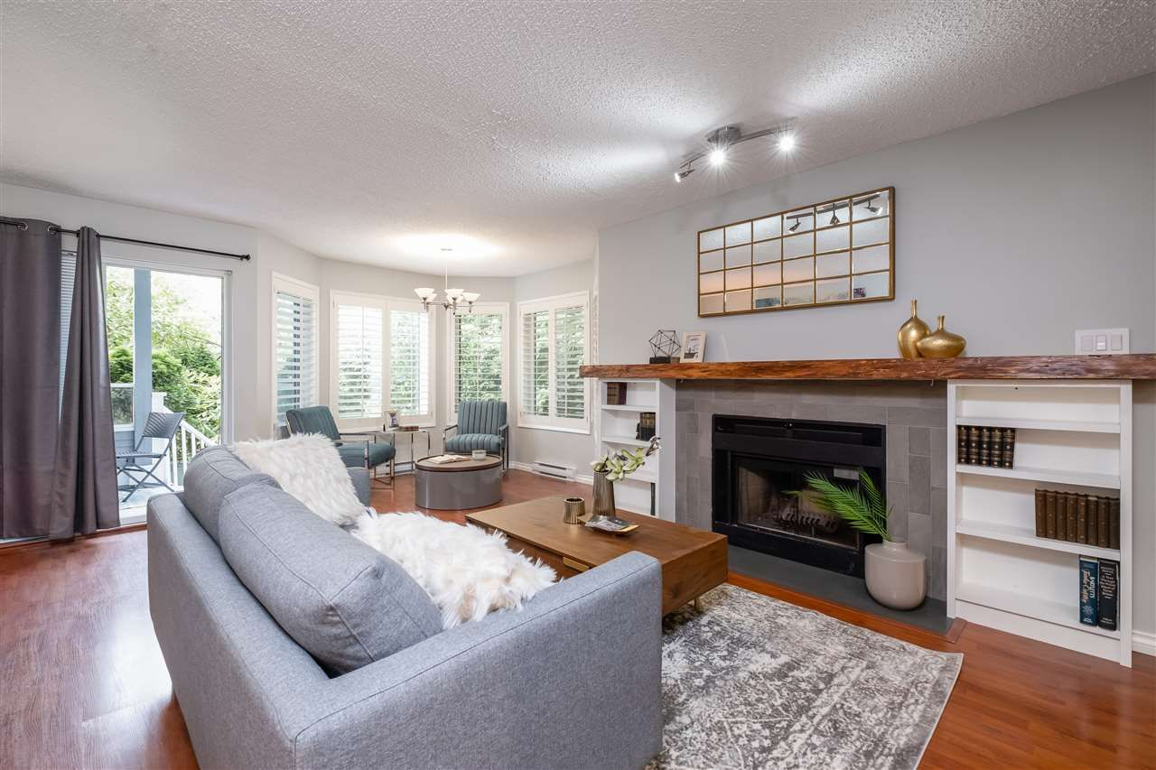 Main Photo: 101 4696 W 10TH AVENUE in : Point Grey Townhouse for sale : MLS®# R2500957