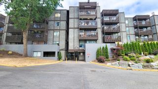"""Photo 1: 213 9682 134 Street in Surrey: Whalley Condo for sale in """"PARKWOODS - ELM"""" (North Surrey)  : MLS®# R2622078"""