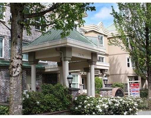 Main Photo: 106 2231 WELCHER Avenue in Port_Coquitlam: Central Pt Coquitlam Condo for sale (Port Coquitlam)  : MLS®# V770360