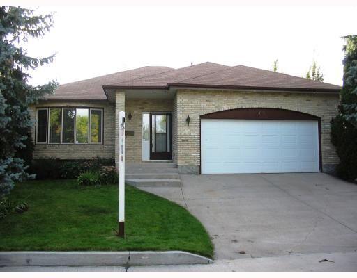 Main Photo: 69 LINDENWOOD Drive East in WINNIPEG: River Heights / Tuxedo / Linden Woods Residential for sale (South Winnipeg)  : MLS®# 2817691