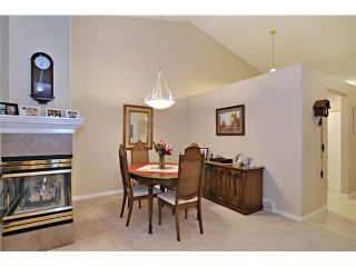 Photo 4: 175 Prominence Heights SW in CALGARY: Prominence Patterson Townhouse for sale (Calgary)  : MLS®# C3496541