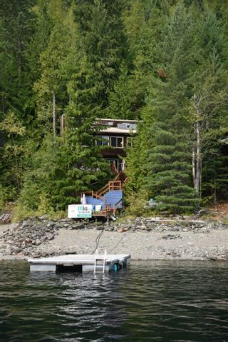 Photo 2: 3 Aline Hill Beach in Shuswap Lake: The Narrows House for sale : MLS®# 10152873