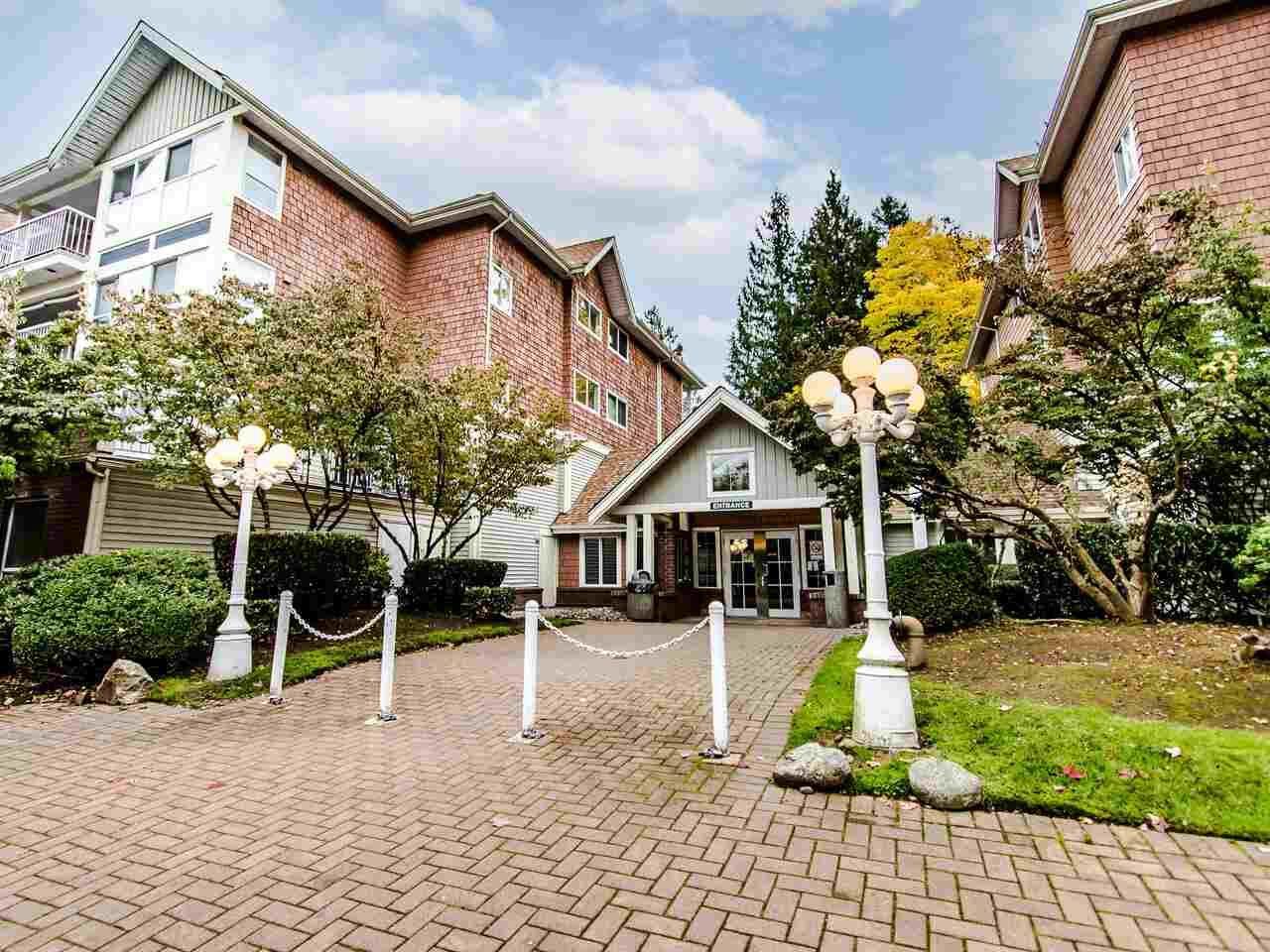 "Main Photo: 310 9688 148 Street in Surrey: Guildford Condo for sale in ""Hartford Woods"" (North Surrey)  : MLS®# R2544121"
