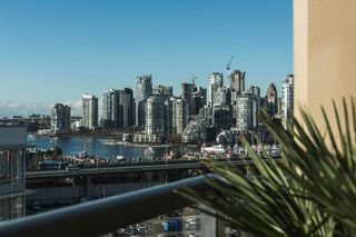 Main Photo: 1511-288 W 1st Ave in Vancouver: False Creek Condo for rent (Vancouver West)