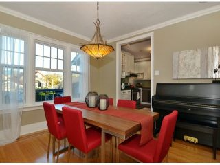 """Photo 6: 561 W 20TH Avenue in Vancouver: Cambie House for sale in """"DOUGLAS PARK"""" (Vancouver West)  : MLS®# V1093678"""