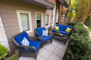 """Photo 18: 18 897 PREMIER Street in North Vancouver: Lynnmour Townhouse for sale in """"Legacy at Nature's Edge"""" : MLS®# R2059322"""