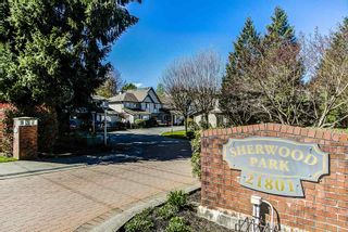 """Photo 20: 10 21801 DEWDNEY TRUNK Road in Maple Ridge: West Central Townhouse for sale in """"SHERWOOD PARK"""" : MLS®# R2159131"""