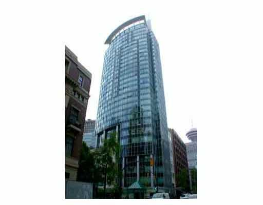 Photo 1: Photos: 2202 837 West Hastings Street in Vancouver: Downtown VW Condo for sale (Vancouver West)  : MLS®# V347819