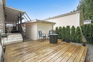 """Photo 15: 72 11847 PINYON Drive in Pitt Meadows: Central Meadows Manufactured Home for sale in """"Meadow Highlands Co-op"""" : MLS®# R2420796"""