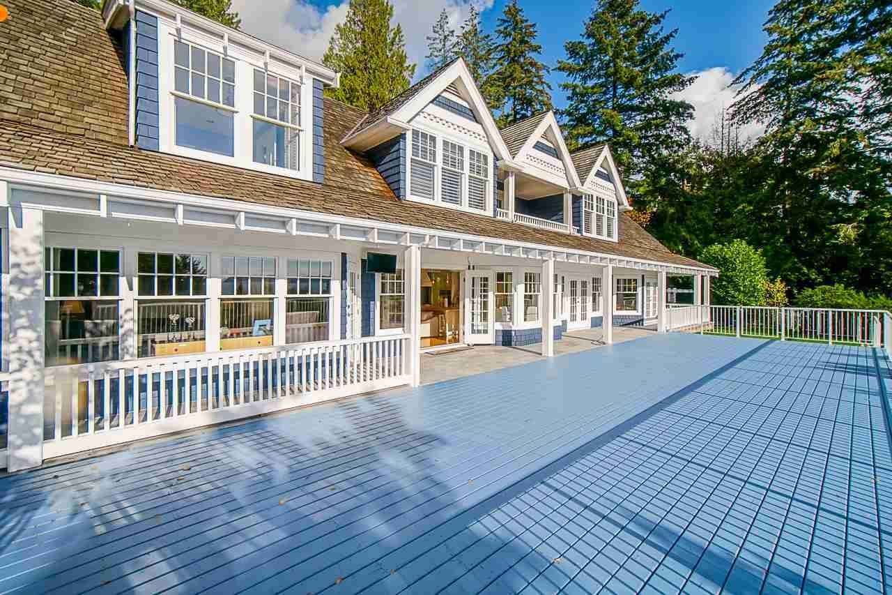 Main Photo:  in West Vancouver: Caulfeild House for sale : MLS®# AR148