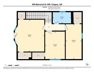 Photo 39: 606 Memorial Drive NW in Calgary: Sunnyside Detached for sale : MLS®# A1100170