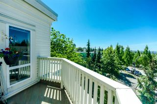 """Photo 14: 7398 HAWTHORNE Terrace in Burnaby: Highgate Townhouse for sale in """"MONTEREY"""" (Burnaby South)  : MLS®# R2071197"""