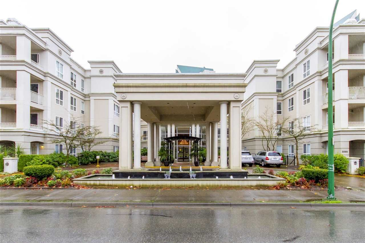 """Main Photo: 236 3098 GUILDFORD Way in Coquitlam: North Coquitlam Condo for sale in """"MARLBOROUGH HOUSE"""" : MLS®# R2126375"""