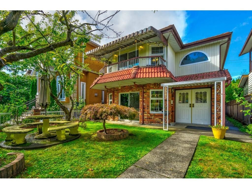 Main Photo: 5543 ARGYLE Street in Vancouver: Knight House for sale (Vancouver East)  : MLS®# R2619395