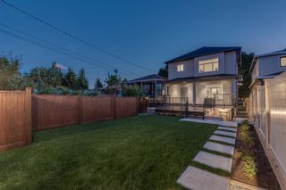 Photo 1: 6446 ARGYLE Street in Vancouver: Knight 1/2 Duplex for sale (Vancouver East)  : MLS®# R2609018