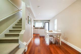 """Photo 6: 1644 E GEORGIA Street in Vancouver: Hastings Townhouse for sale in """"The Woodshire"""" (Vancouver East)  : MLS®# R2480572"""