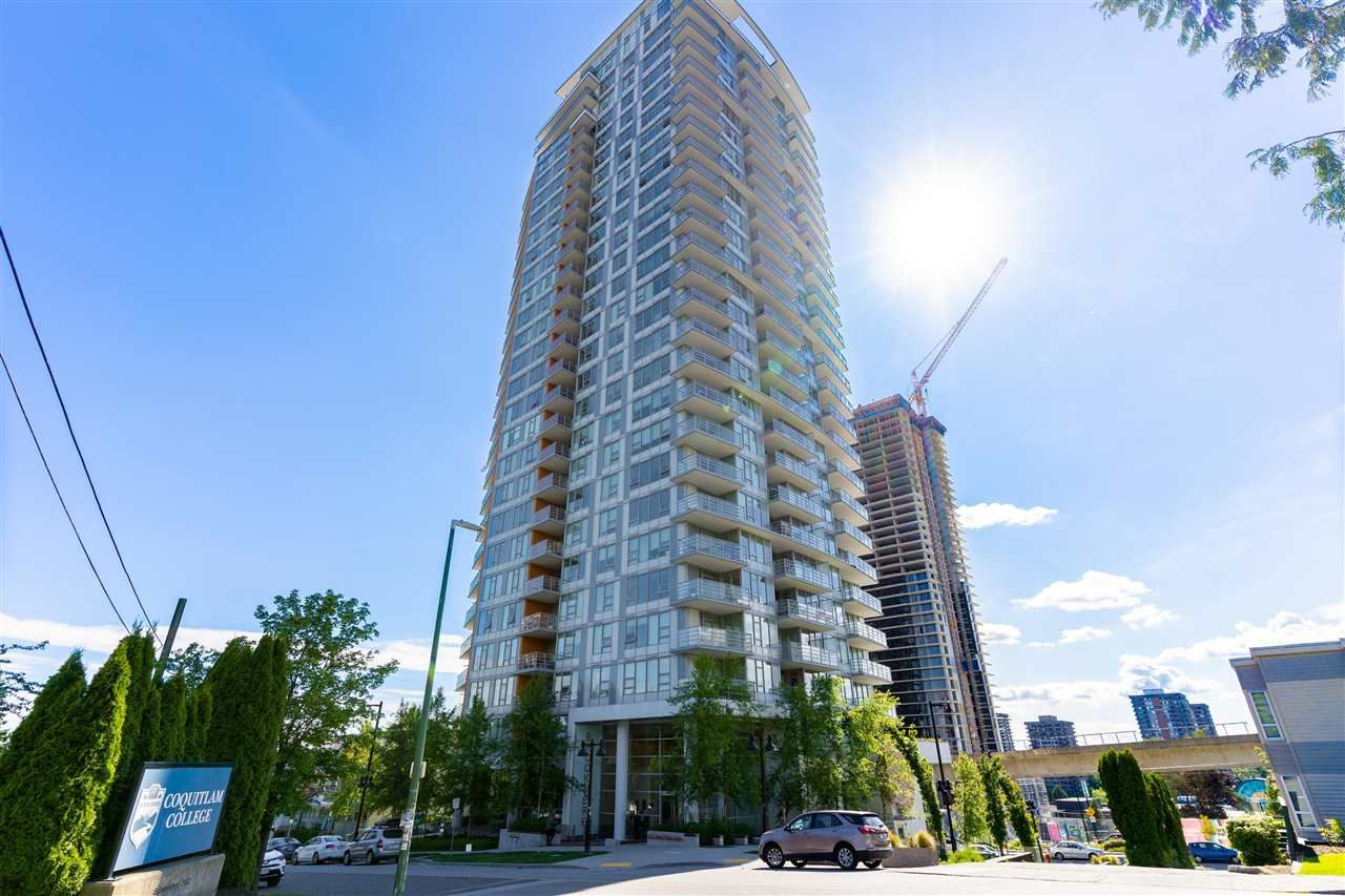 Main Photo: 1909 530 WHITING Way in Coquitlam: Coquitlam West Condo for sale : MLS®# R2590121