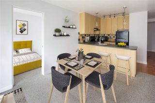 """Photo 3: 1207 819 HAMILTON Street in Vancouver: Downtown VW Condo for sale in """"819"""" (Vancouver West)  : MLS®# R2587770"""