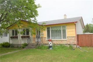 Photo 1: 689 Townsend Avenue in Winnipeg: Fort Richmond Residential for sale (1K)  : MLS®# 1901486