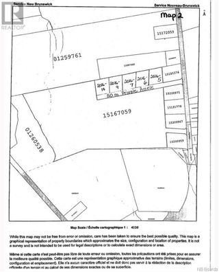 Photo 1: Lot #6 Route 740 in Heathland: Vacant Land for sale : MLS®# NB053419