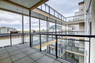 Photo 28: 615 10503 98 Avenue in Edmonton: Zone 12 Condo for sale : MLS®# E4264396