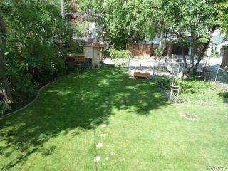 Photo 20: 489 Waverley Street in WINNIPEG: River Heights / Tuxedo / Linden Woods Residential for sale (South Winnipeg)  : MLS®# 1503882
