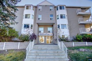 Main Photo: 206 1919 17 Avenue SW in Calgary: Bankview Apartment for sale : MLS®# A1154070