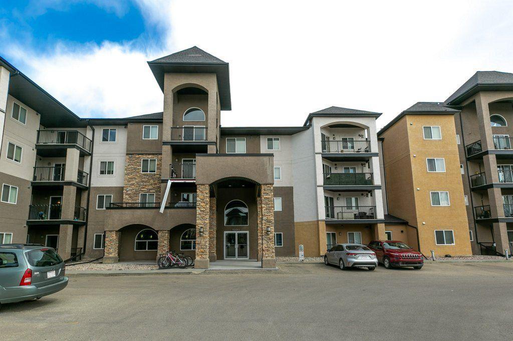Main Photo: 113 14612 125 Street in Edmonton: Zone 27 Condo for sale : MLS®# E4240369