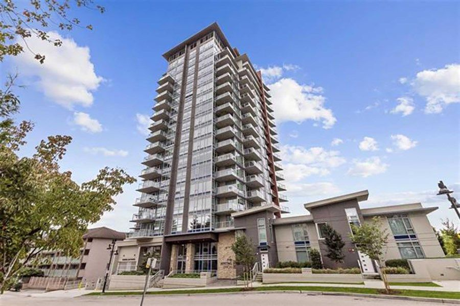 "Main Photo: 1406 518 WHITING Way in Coquitlam: Coquitlam West Condo for sale in ""Union"" : MLS®# R2551858"