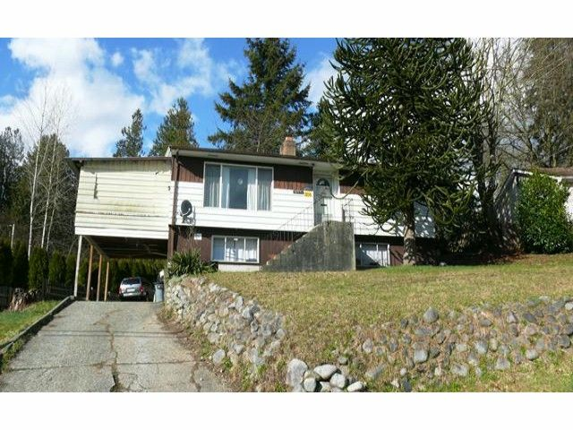 Main Photo: 32717 FRASER CR in Mission: Mission BC House for sale : MLS®# F1404847