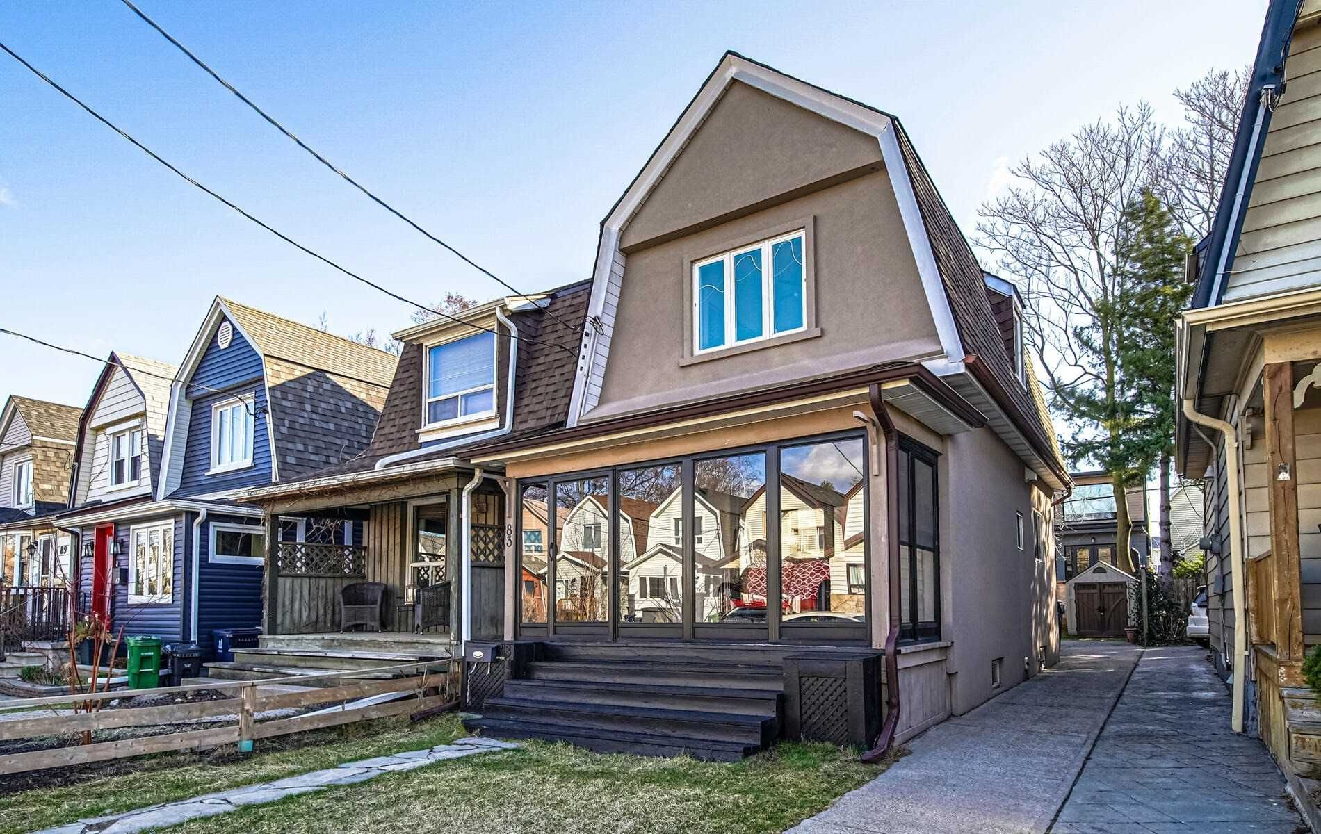 Main Photo: 83 Marlow Avenue in Toronto: Danforth Village-East York House (2-Storey) for sale (Toronto E03)  : MLS®# E5172247
