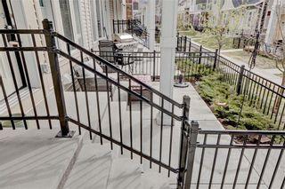 Photo 25: 167 AUBURN MEADOWS Walk SE in Calgary: Auburn Bay Row/Townhouse for sale : MLS®# C4244093
