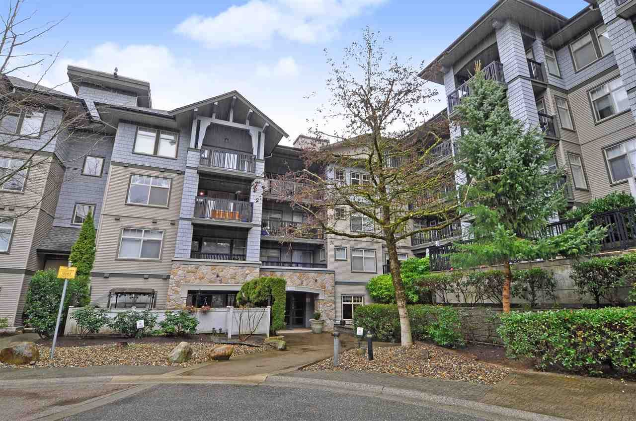 """Main Photo: 511 2988 SILVER SPRINGS Boulevard in Coquitlam: Westwood Plateau Condo for sale in """"TRILLIUM"""" : MLS®# R2441793"""