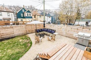 Photo 18: 758 Mulvey Avenue in Winnipeg: Crescentwood Residential for sale (1B)  : MLS®# 1911513