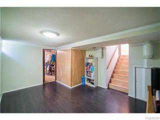 Photo 15: 22 Strewchuk Bay in Winnipeg: Seven Oaks Crossings Residential for sale (4H)  : MLS®# 1627610