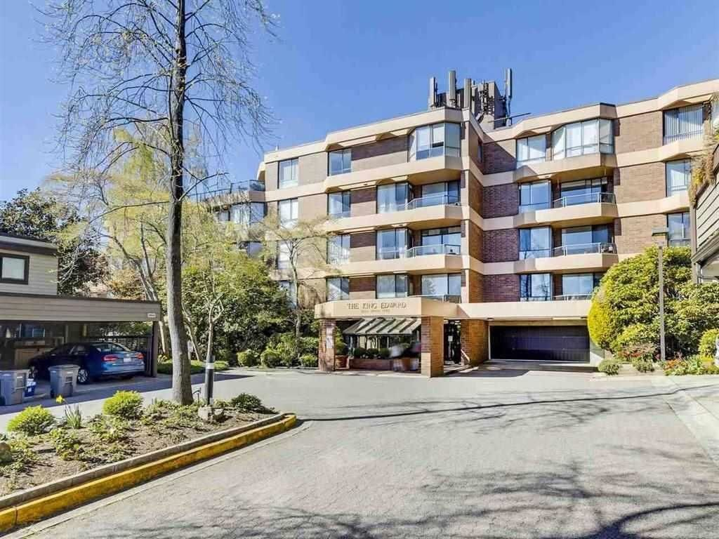Main Photo: 411 3905 SPRINGTREE Drive in Vancouver: Quilchena Condo for sale (Vancouver West)  : MLS®# R2604824