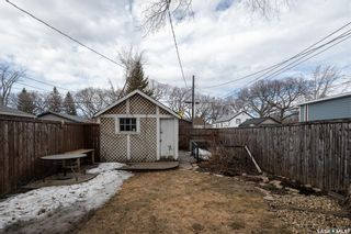 Photo 30: 805 H Avenue South in Saskatoon: King George Residential for sale : MLS®# SK848821