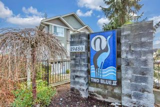 """Photo 1: 63 19480 66 Avenue in Surrey: Clayton Townhouse for sale in """"TWO BLUE II"""" (Cloverdale)  : MLS®# R2537453"""